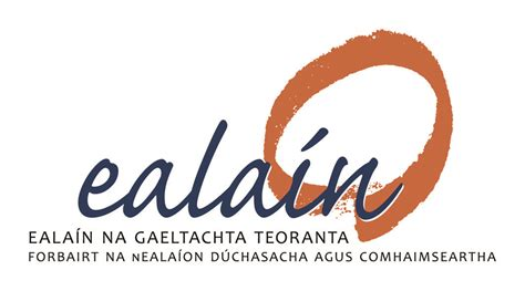 logo of ealaín na Gaeltachta