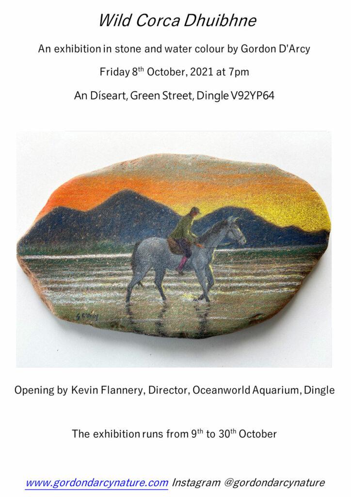 Gordon D'Arcy exhibition